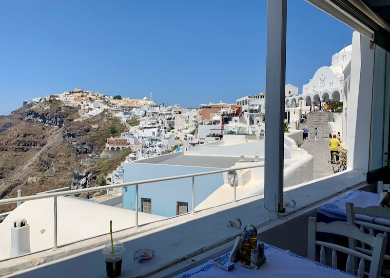 View of Fira