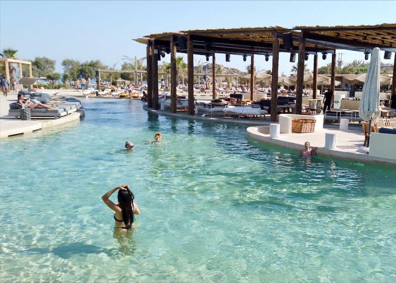 long huge pool