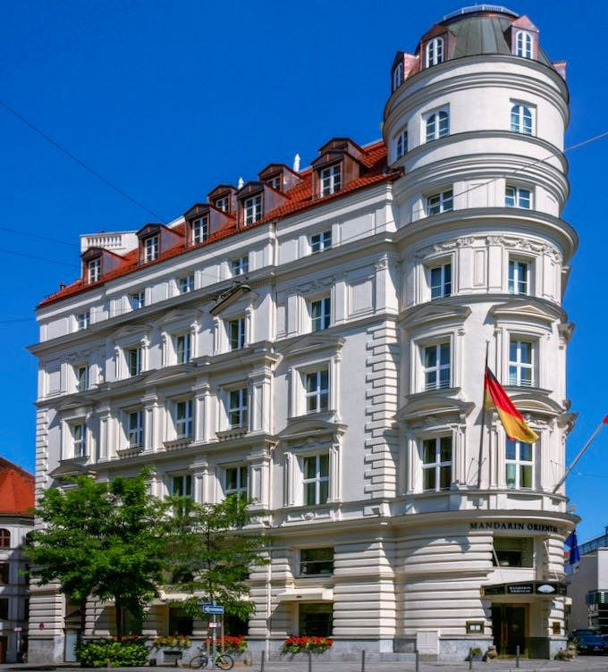 Where to stay in Munich.