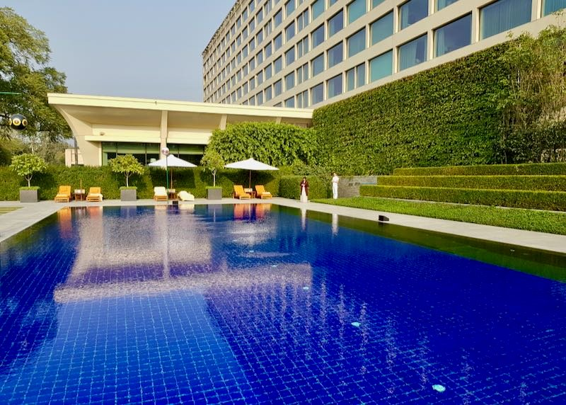 The Oberoi New Delhi Hotel