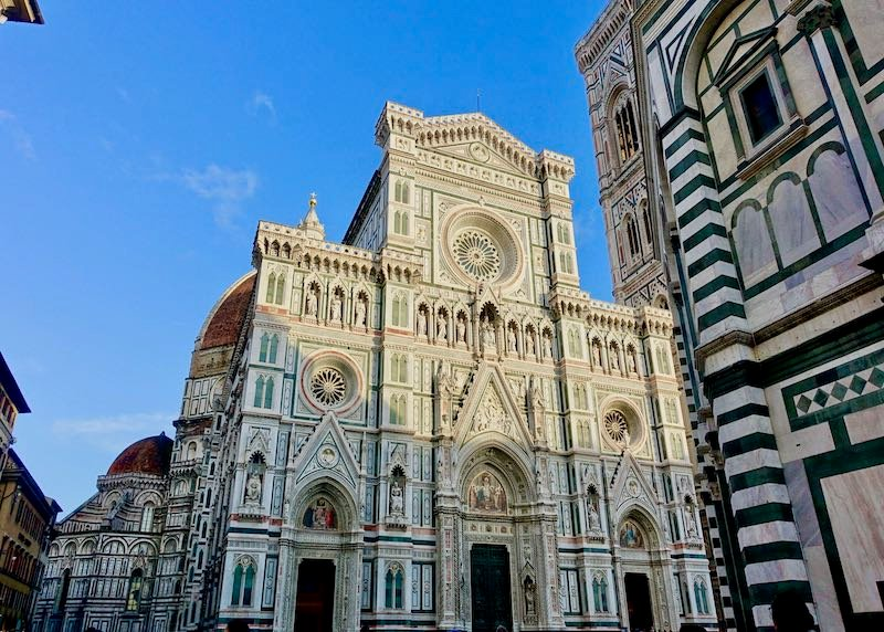 Florence Cathedral AKA the Duomo