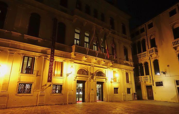 Ruzzini Palace Hotel in Venice, Italy