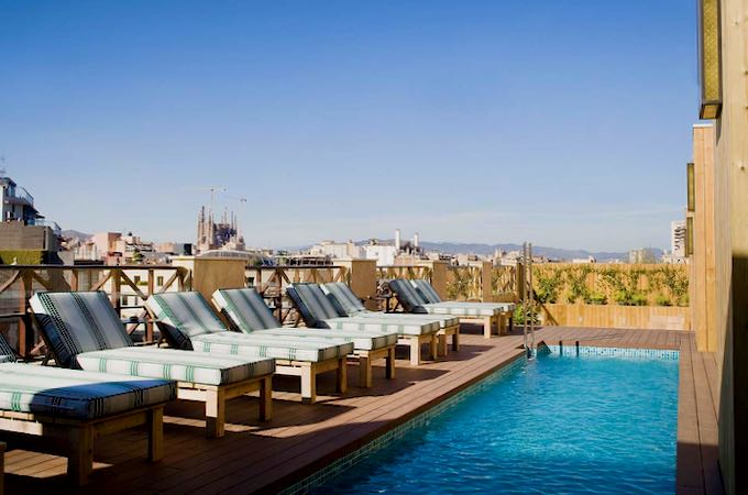 The best places to stay in Barcelona.