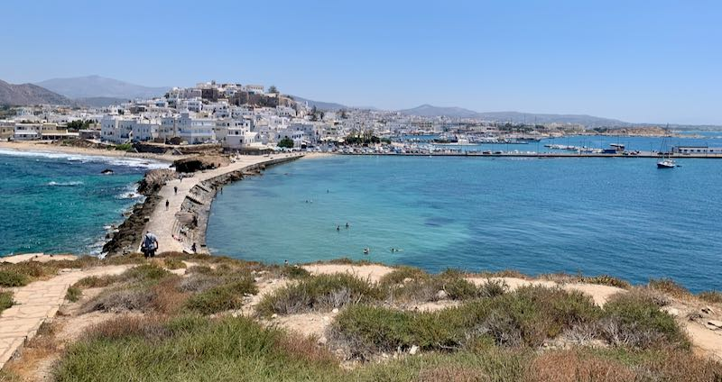 The best place to stay in Naxos.