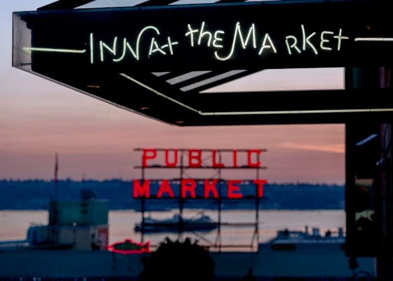 Where to stay near Pike Place Market.