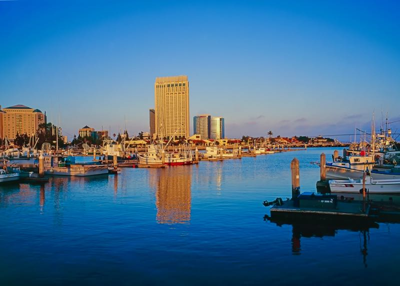 Best San Diego neighborhood for first time visitors and families.