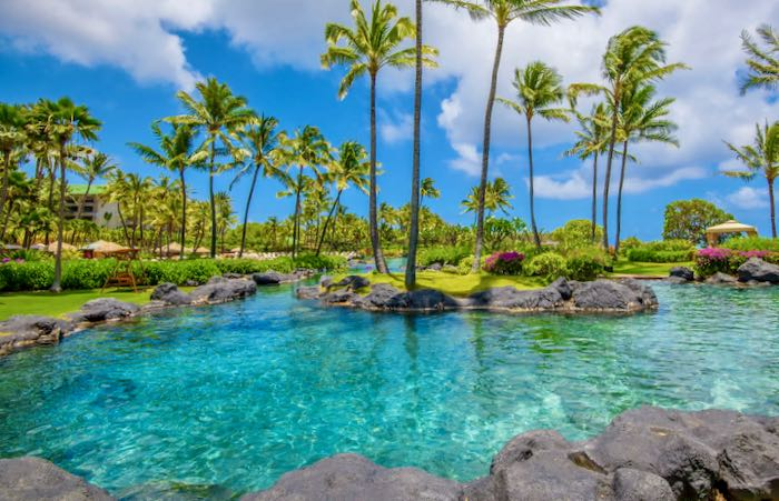 Best hotel for families in Kauai.