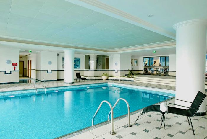 Paris Airport Hotel with Pool.