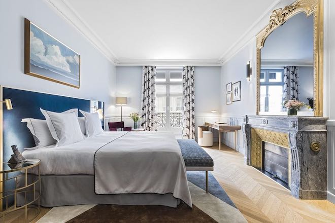 Family-friendly Hotel Grand Powers in Paris.