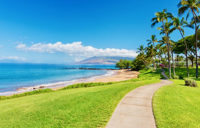 Best hotel for families in Maui.