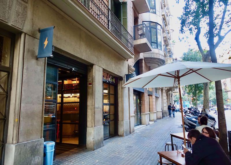 Garage Beer Company brewery in Barcelona