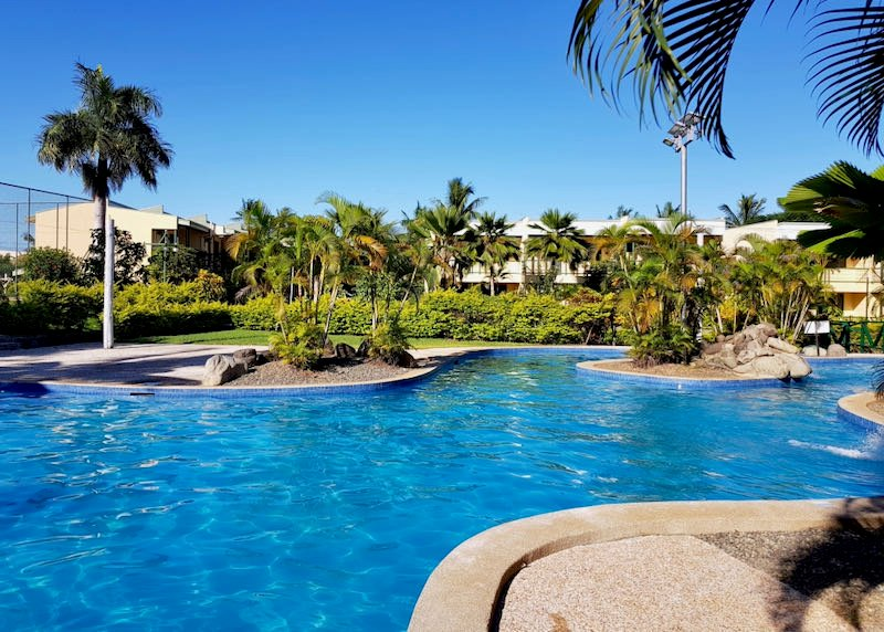 Review of Grand West's Villas Hotel in Fiji