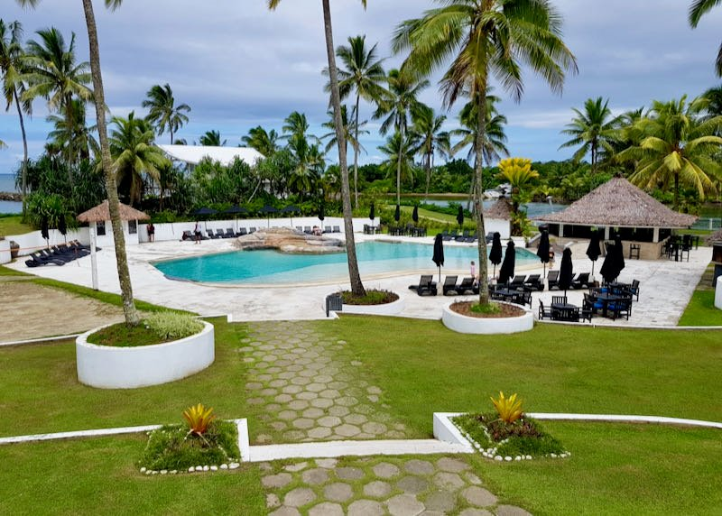 Review of The Pearl South Pacific Resort, Spa & Golf Course in Fiji