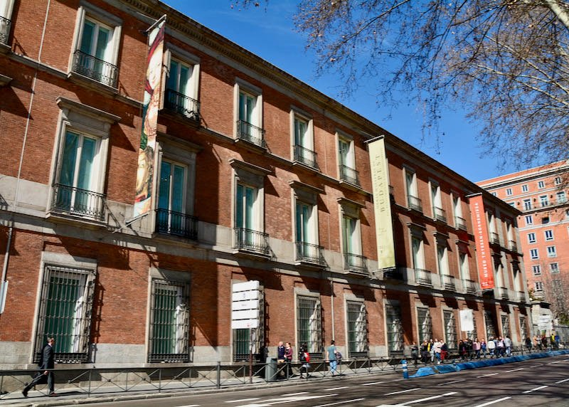 Museo Thyssen-Bornemisza is one of Madrid's best museums.