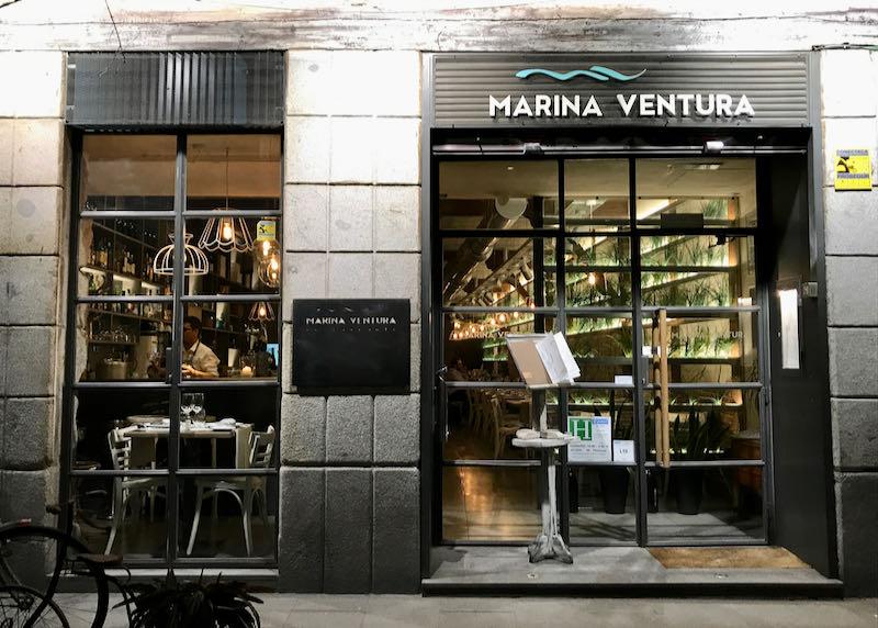 Arrocería Marina Ventura is a great restaurant.