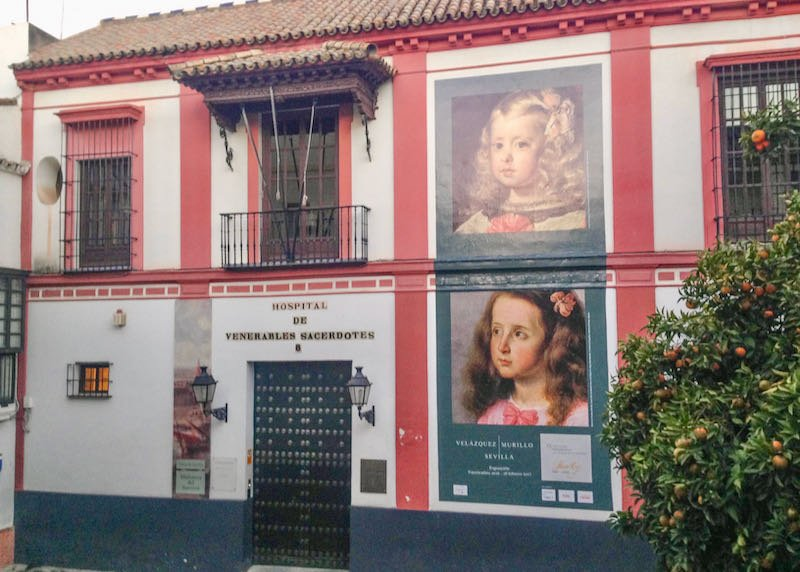 Hospital de los Venerables is a nice fine art museum.