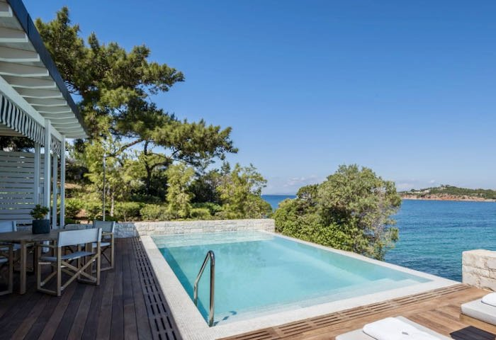 Best hotel for kids on Athens Riviera