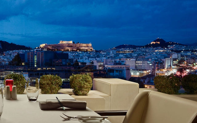 Four Star Hotel in Central Athens