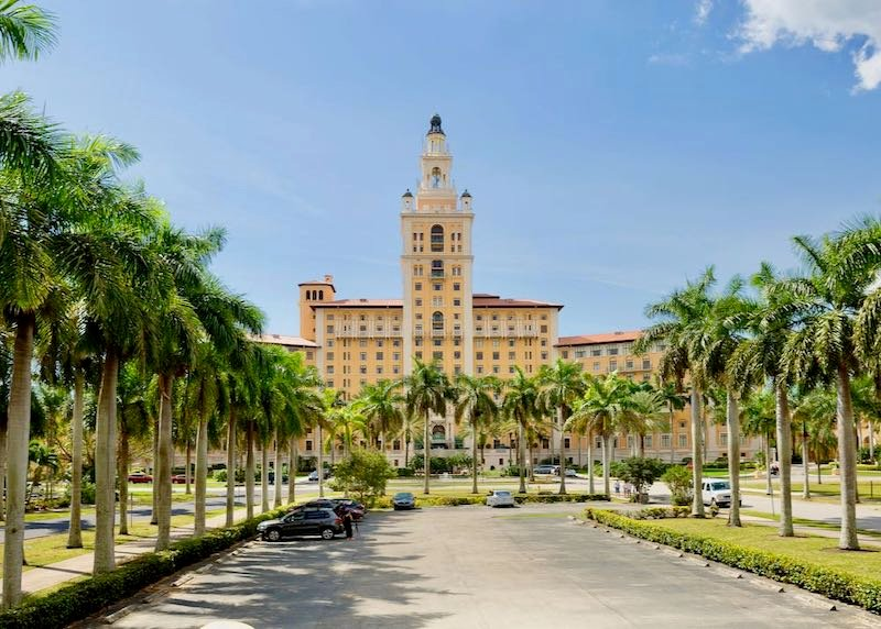 The Biltmore in Coral Gables, Miami