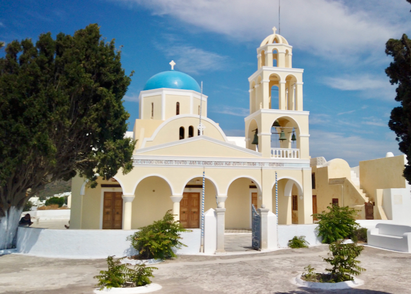 oia Eastern Orthodox Church