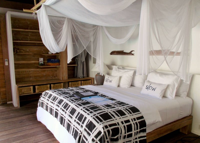 Slow Gili Air hotel in Indonesia