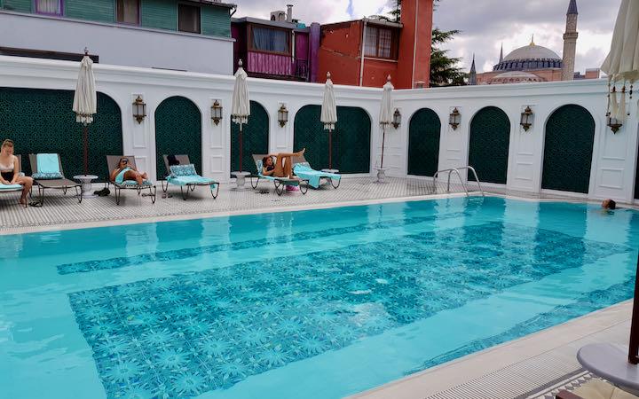 Sura Hagia Sophia Hotel in Istanbul