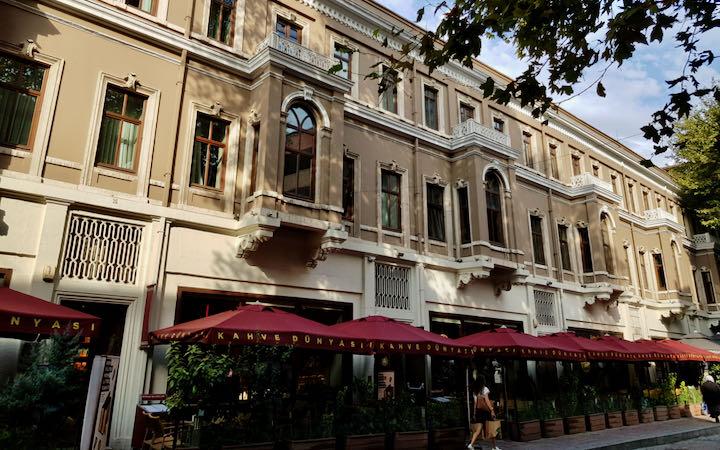 W Istanbul Hotel in Turkey