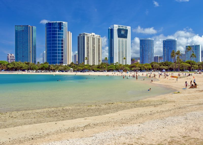 Where to stay in Ala Moana.