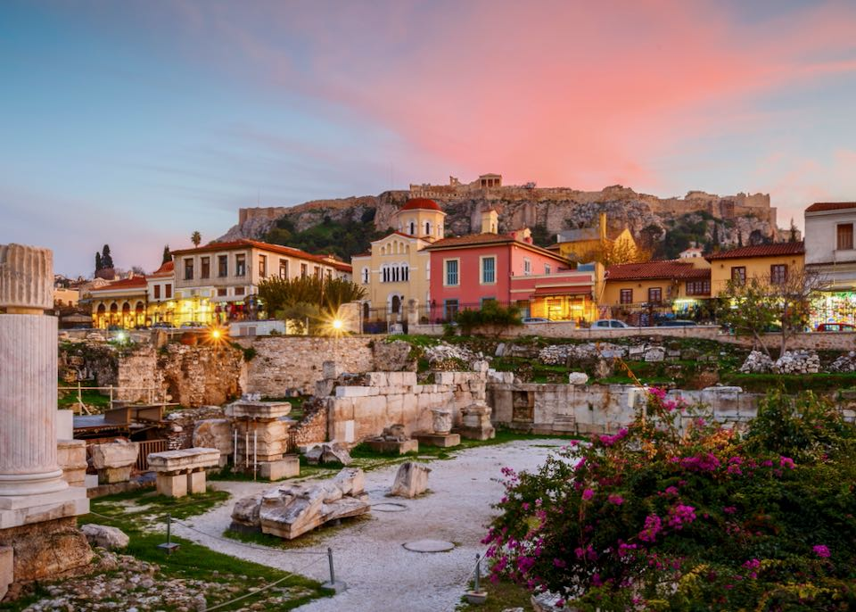 Athens Holiday Travel Guide