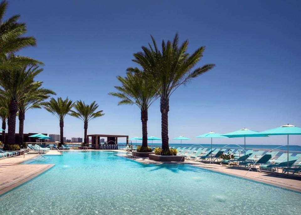 Best beach resort in Tampa.