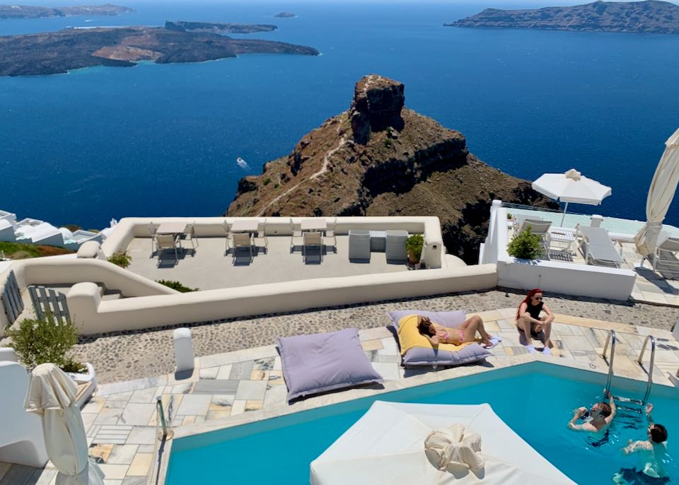 The Best Greek Island for First Time Visitors.