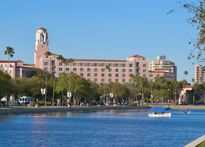 Best hotel in Tampa Area.