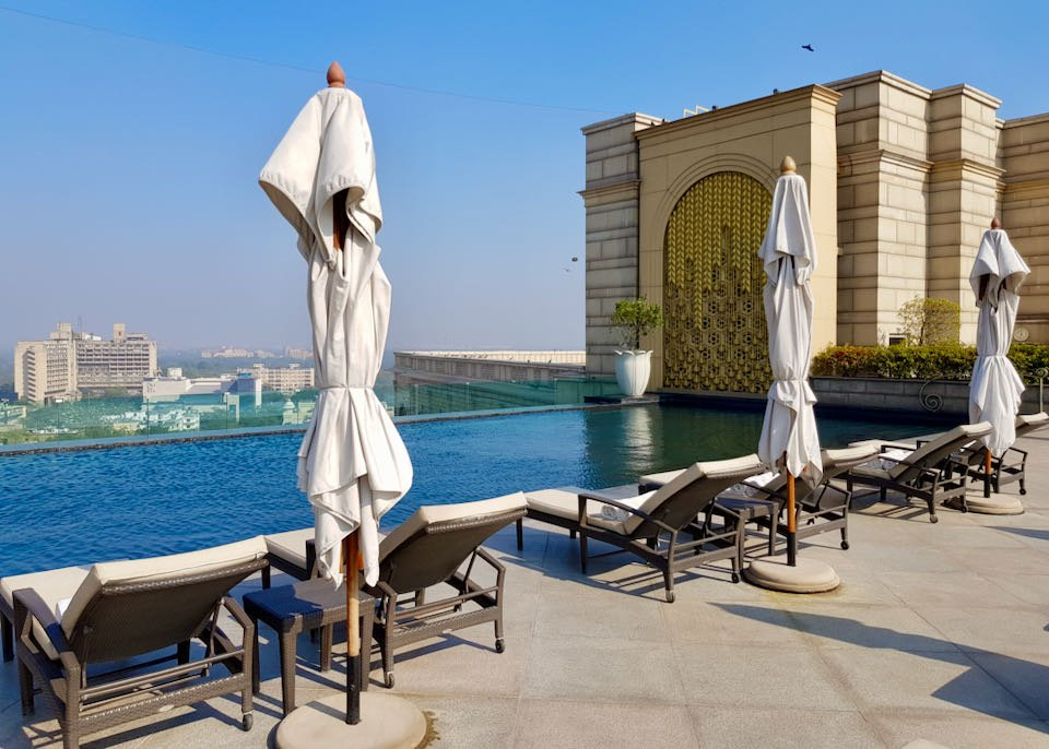 The best places to stay in Delhi and New Delhi, India.