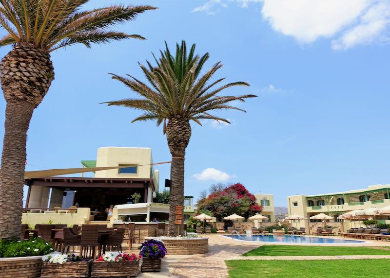 Finikas Beach Hotel in Naxos