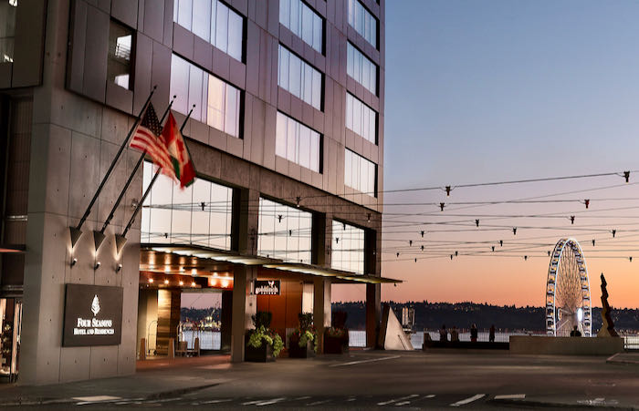 5-star hotel at Pike Place Market.