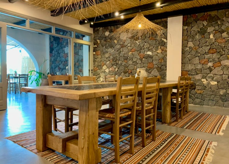 Misteli Restaurant in Akrotiri