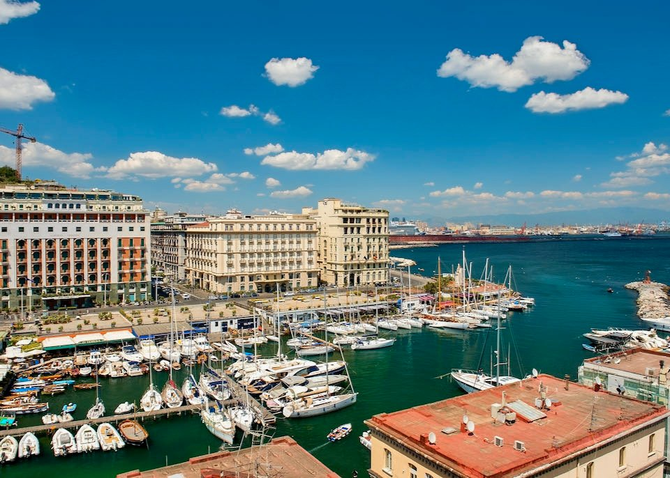 Where to stay in Naples, Italy.